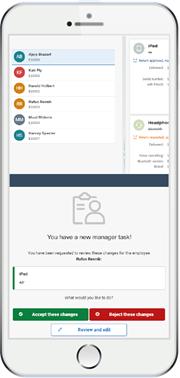 Strategic Core-HR mobile