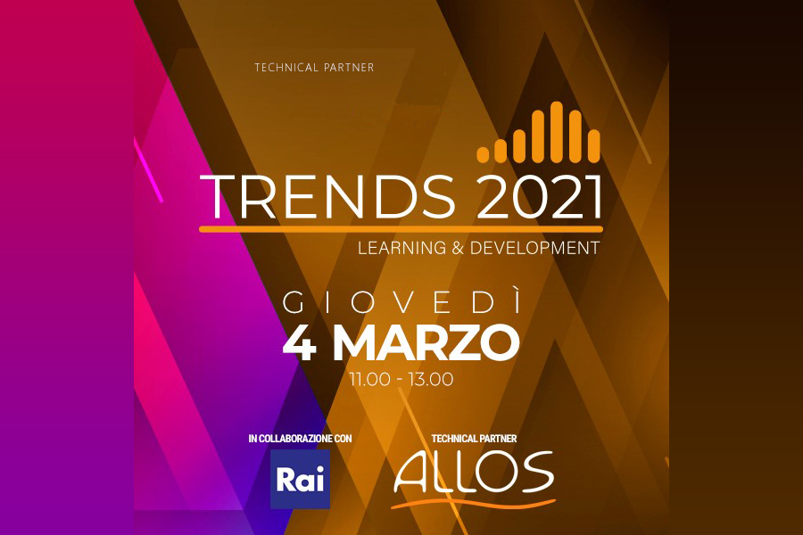Allos | HR Innovation speaker agli HRC TRENDS 2021 Learning & Development