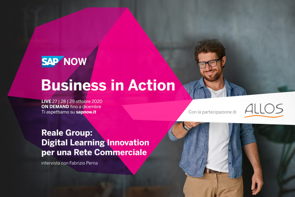 Reale Group Digital Learning Innovation